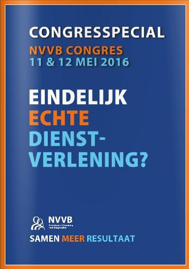 Congresspecial NVVB 2016