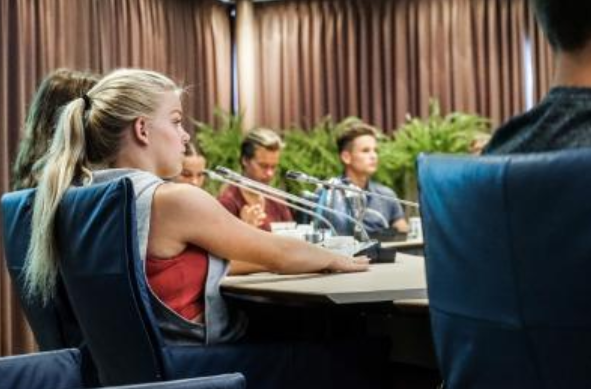 Jongerendebat Midden-Drenthe